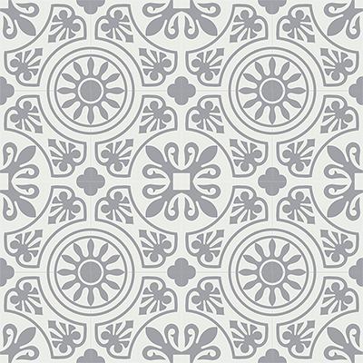 Gạch bông CTS 26.1(4-9)-16 viên - Encaustic cement tile CTS 26.1(4-9)-16 tiles