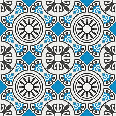 Gạch bông CTS 26.1(4-8-13)-16 viên - Encaustic cement tile CTS 26.2(4-8-13)-16 tiles