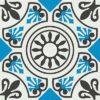 Gạch bông CTS 26.1(4-8-13)-4 viên - Encaustic cement tile CTS 26.2(4-8-13)-4 tiles