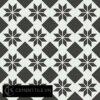 Gạch bông CTS 27.3(4-13) – 16 viên – Encaustic cement tile CTS 27.3(4-13)-16 tiles