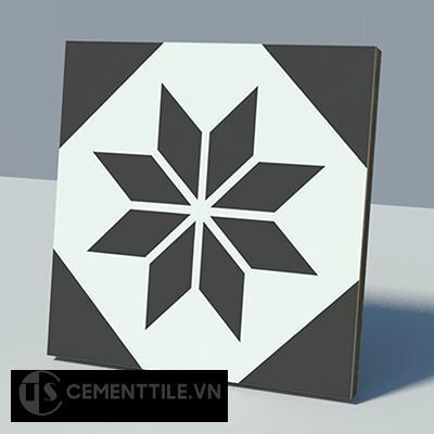 Gạch bông CTS 27.3(4-13) - Encaustic cement tile CTS 27.3(4-13)