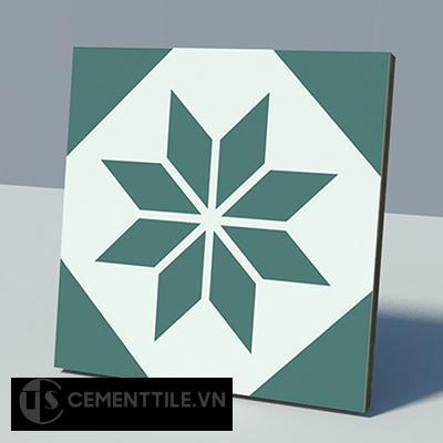 Gạch bông CTS 27.4(4-24) - Encaustic cement tile CTS 27.4(4-24)