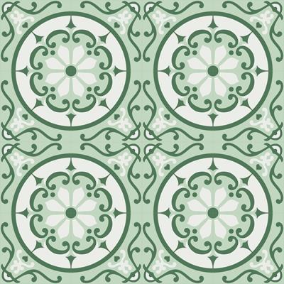 Gạch bông CTS 28.1(4-118-140) 16 viên - Cement tile CTS 28.1(4-118-140) 16 tiles