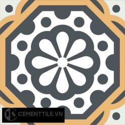 Gạch bông CTS 29.1(4-6-32) - Encaustic cement tile CTS 29.1(4-6-32)