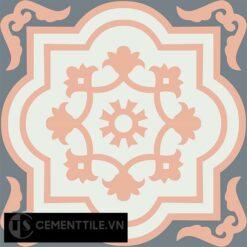 Gạch bông CTS 30.1(4-33-38) - 4 viên - Encaustic cement tile CTS 30.1(4-33-38)-4 tiles
