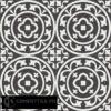 Gạch bông CTS 31.1(4-13) – 16 viên – Encaustic cement tile CTS 31.1(4-13)-16 tiles