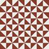 Gạch bông CTS 34.1(4-30)-4 viên - Encaustic cement tile CTS 34.1(4-30)-4 tiles