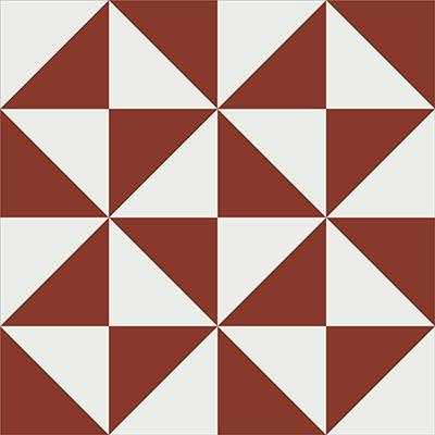 Gạch bông CTS 34.1(4-30) - Encaustic cement tile CTS 34.1(4-30)