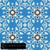Gạch bông CTS 35.1(4-8-13) - 16 viên - Encaustic cement tile CTS 35.1(4-8-13)-16 tiles