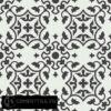 Gạch bông CTS 35.2(4-13) - 16 viên - Encaustic cement tile CTS 35.2(4-13)-16 tiles