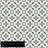 Gạch bông CTS 36.1(4-13) - 16 viên - Encaustic cement tile CTS 36.1(4-13)-16 tiles