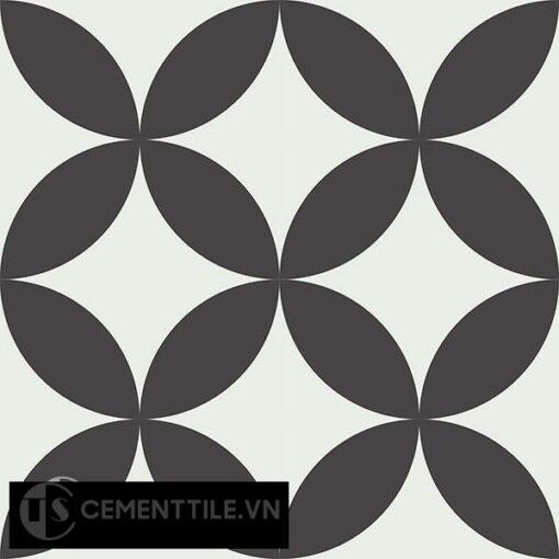 Gạch bông CTS 43.1(4-13) - 16 viên - Encaustic cement tile CTS 43.1(4-13)-16 tiles