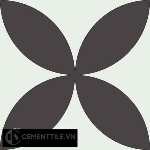 Gạch bông CTS 43.1(4-13) - 4 viên - Encaustic cement tile CTS 43.1(4-13)-4 tiles