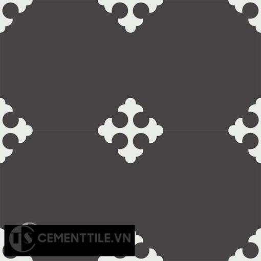 Gạch bông CTS 44.2(4-13) - 4 viên - Encaustic cement tile CTS 44.2(4-13)-4 tiles