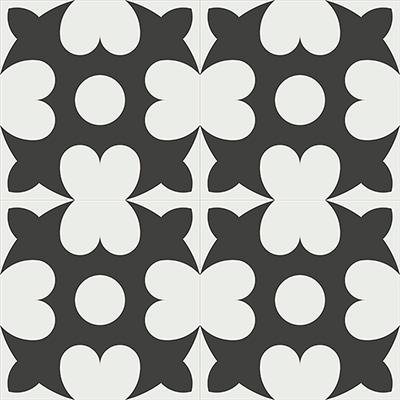 Gạch bông CTS 46.1(4-13)-4 viên - Encaustic cement tile CTS 46.1(4-13)-4 tiles