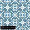 Gạch bông CTS 47.1(4-10) – 4 viên – Encaustic cement tile CTS 47.1(4-10)-4 tiles