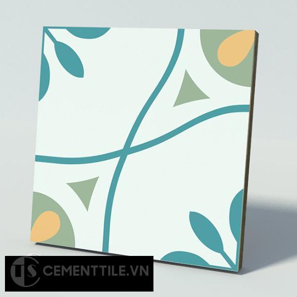 Gạch bông CTS 50.1(4-6-7-148) - Encaustic cement tile CTS 50.1(4-6-7-148)