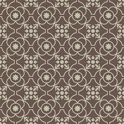 Gạch bông CTS 51.1(12-14) - 16 viên - Encaustic cement tile CTS 51.1(12-14) - 16 viên