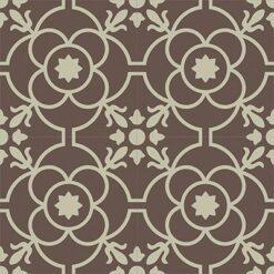 Gạch bông CTS 51.1(12-14) - 4 viên - Encaustic cement tile CTS 51.1(12-14) - 4 viên