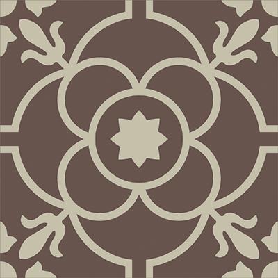 Gạch bông CTS 51.1(12-14) - Encaustic cement tile CTS 51.1(12-14)