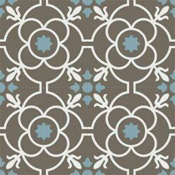 Gạch bông CTS 51.2(4-28-29) - 4 viên - Encaustic cement tile CTS 51.2(4-28-29) - 4 viên