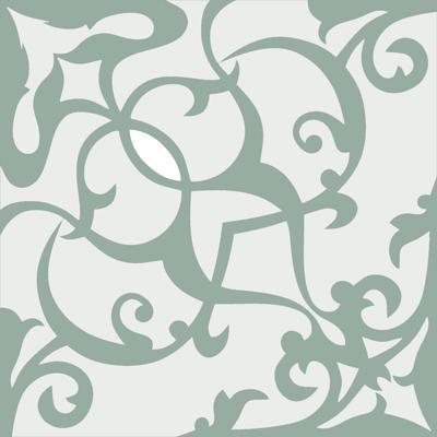 Gạch bông CTS 52.1(4-26) - Encaustic cement tile CTS 52.1(4-26)