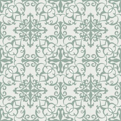 Gạch bông CTS 52.1(4-26)-16 viên - Encaustic cement tile CTS 52.1(4-26)-16 tiles
