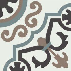 Gạch bông CTS 53.1(4-13-49-58) - Encaustic cement tile CTS 53.1(4-13-49-58)