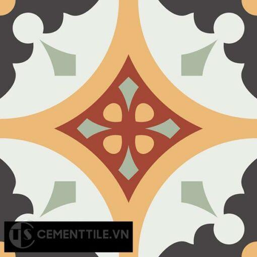 Gạch bông CTS 57.1(4-5-6-7-13) - Encaustic cement tile CTS 57.1(4-5-6-7-13)
