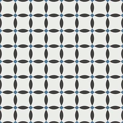Gạch bông CTS 65.1(1-4-13) - 16 viên - Encaustic cement tile CTS 65.1(1-4-13)-16 tiles