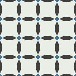 Gạch bông CTS 65.1(1-4-13) - 4 viên - Encaustic cement tile CTS 65.1(1-4-13)-4 tiles