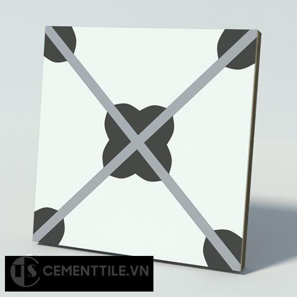 Gạch bông CTS 66.1(4-6-13) - Encaustic cement tile CTS 66.1(4-6-13)