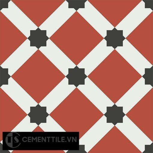 Gạch bông CTS 68.1(4-5-13) - Encaustic cement tile CTS 68.1(4-5-13)