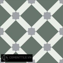 Gạch bông CTS 68.3(3-4-9) - Encaustic cement tile CTS 68.3(3-4-9)
