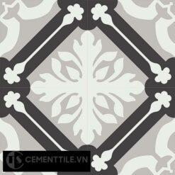 Gạch bông CTS 72.1(4-9-13) - 4 viên - Encaustic cement tile CTS 72.1(4-9-13)-4 tiles