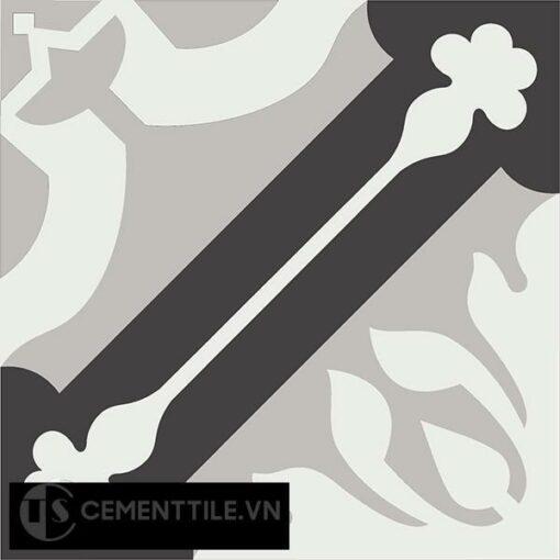 Gạch bông CTS 72.1(4-9-13) - Encaustic cement tile CTS 72.1(4-9-13)