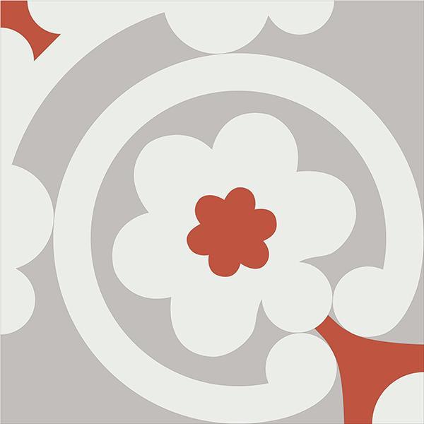 Gạch bông CTS 73.1(4-5-9) - Encaustic cement tile CTS 73.1(4-5-9)