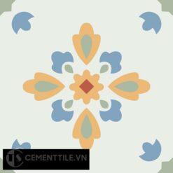 Gạch bông CTS 74.2(4-5-6-7) - Encaustic cement tile CTS 74.2(4-5-6-7)