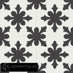 Gạch bông CTS 17.3(4-13) - 4 viên - Encaustic cement tile CTS 17.3(4-13)-4 tiles