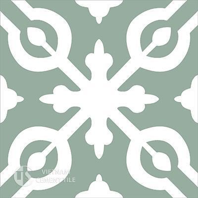 Gạch bông CTS 22.1(4-26) - Encaustic cement tile CTS 22.1(4-26)