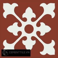 Gạch bông cổ điển CTS 39.1 ( Encaustic cement tile 39.1 )