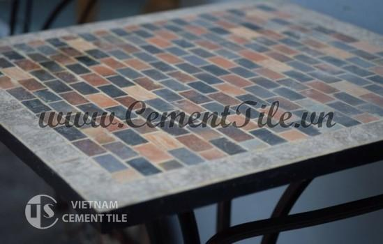 Handmade mosaic table CTS 01