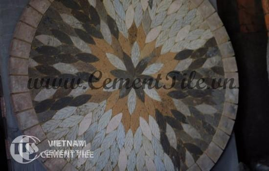 Handmade mosaic table CTS 05