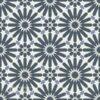 Gạch bông CTS 123.1(4-9-84) - 16 viên - Encaustic cement tile CTS 123.1(4-9-84) - 16 tiles