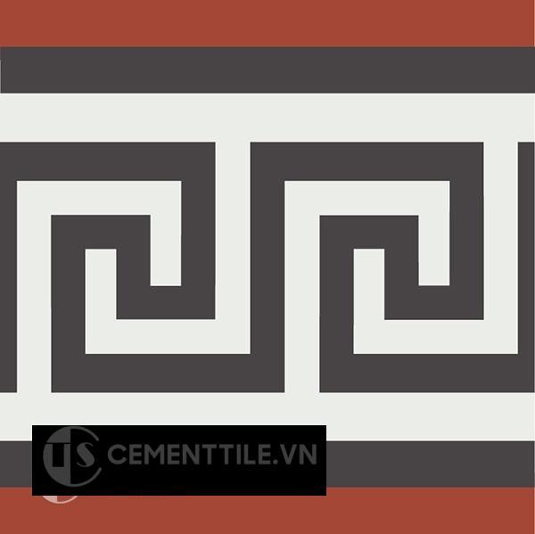Gạch bông CTS B103.2(4-13-30) - Encaustic cement tile CTS B103.2(4-13-30)