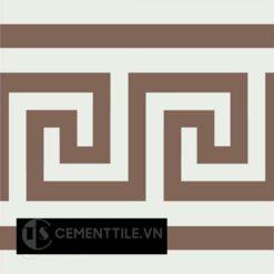 Gạch bông CTS B103.4(4-14) - Encaustic cement tile CTS B103.4(4-14)