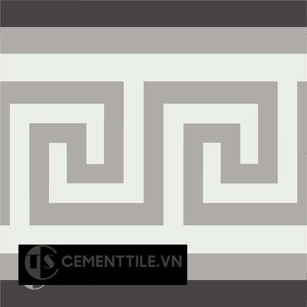 Gạch bông CTS B103.5(4-9-13) - Encaustic cement tile CTS B103.5(4-9-13)