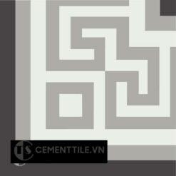 Gạch bông CTS C103.5(4-9-13) - Encaustic cement tile CTS C103.5(4-9-13)