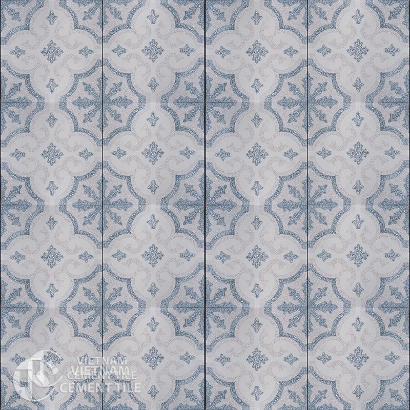 Encaustice Terrazzo tile CTS T102.1-16tiles
