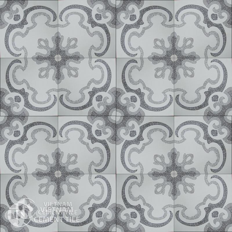 Encaustice Terrazzo tile CTS T103.1-16tiles